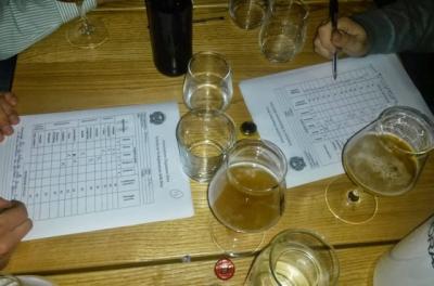 2014 – Prima tappa (Belgian Blond Ale)