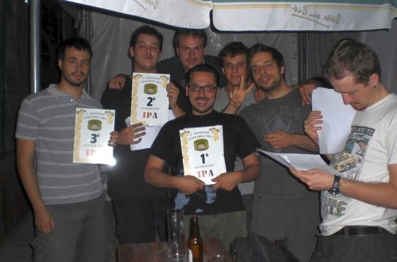 2012 – Seconda tappa (India Pale Ale)