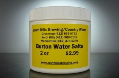 L'acqua di Burton e le IPA inglesi