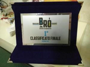 BRO2016 - Targhe Podio Finale